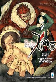 Fate/Zero n. 3  by  Shinjirō