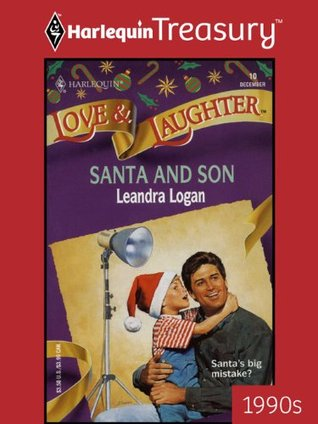 Santa and Son  by  Leandra Logan