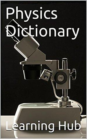 Physics Dictionary Learning Hub