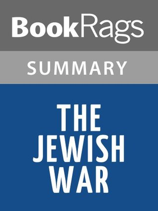 The Jewish War Josephus l Summary & Study Guide by BookRags