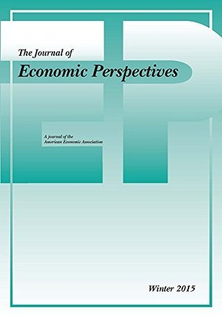 JEP (Journal of Economic Perspectives Book 29)  by  David Autor
