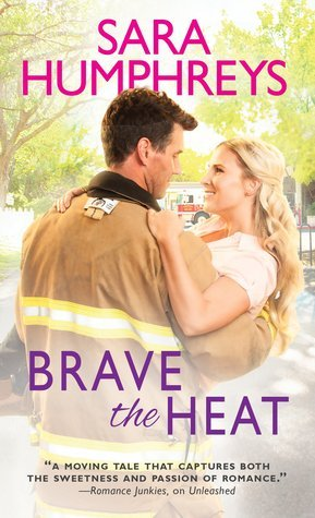 Brave the Heat (The McGuire Brothers, #1)  by  Sara  Humphreys