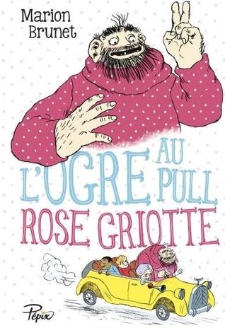 LOgre au pull rose griotte Marion Brunet