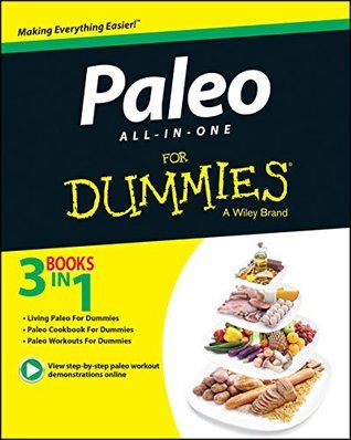 Paleo All-In-One For Dummies For Dummies