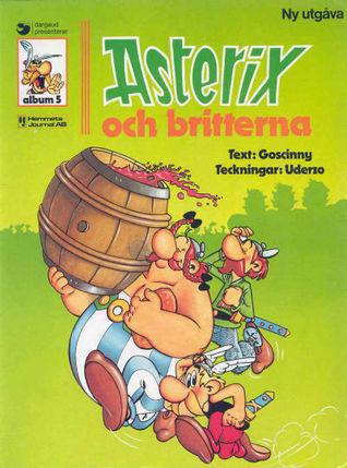 Asterix och britterna  by  René Goscinny