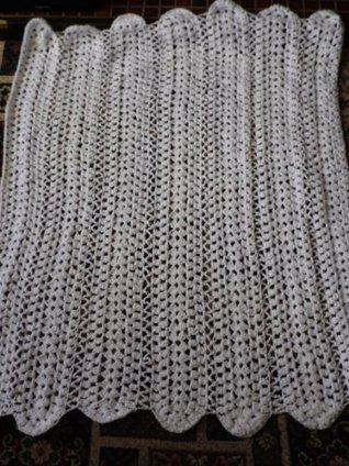 No 18 Mile A Minute Baby Afghan  by  Tracey Ann Shears