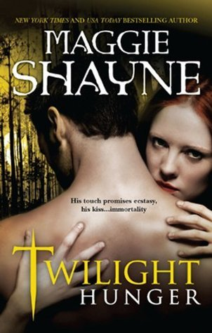 Twilight Hunger (Wings in the Night Book 7)  by  Maggie Shayne