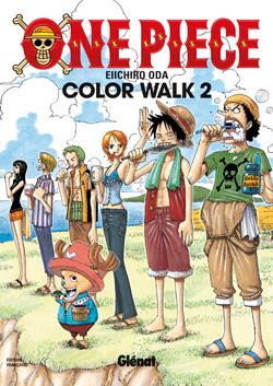 One Piece - Color Walk 2 (One Piece Color Walk, #2)  by  Eiichiro Oda