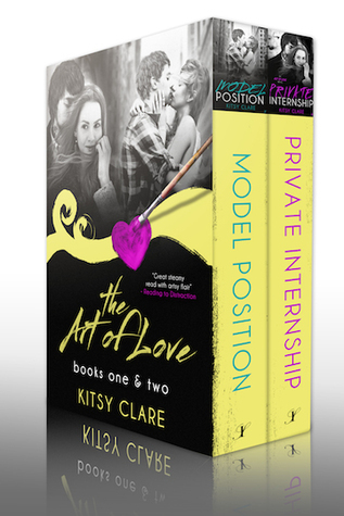 The Art of Love (Art of Love #1-2)  by  Kitsy Clare