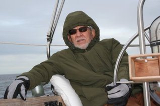 man sail from Maryland in winter is some kind of crazy....  by  Conrad Brown