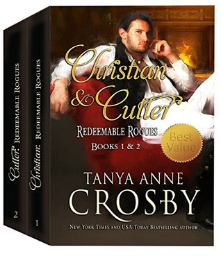 Christian & Cutter: Books 1 & 2  by  Tanya Anne Crosby