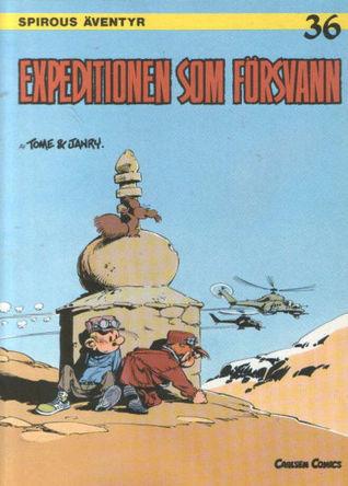 Expeditionen som försvann  by  Tome
