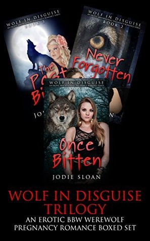 Wolf in Disguise Trilogy (Wolf in Disguise, #1-3) Jodie Sloan