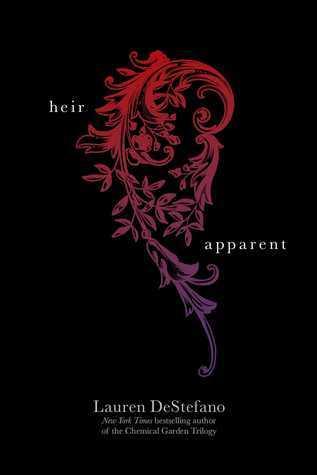 The Heir Apparent (Internment Chronicles, #2.5)  by  Lauren DeStefano