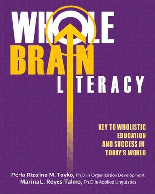 Whole Brain Literacy: Key to Holistic Education and Success in Todays World Marina L. Reyes-Talmo