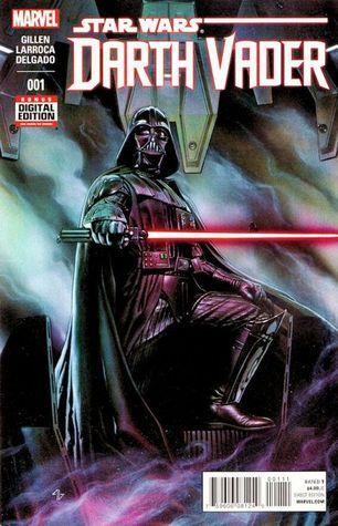 Marvel Darth Vader #1 Kieron Gillen