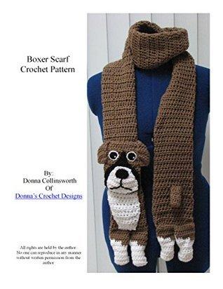 Boxer Scarf Crochet Pattern Donna Collinsworth