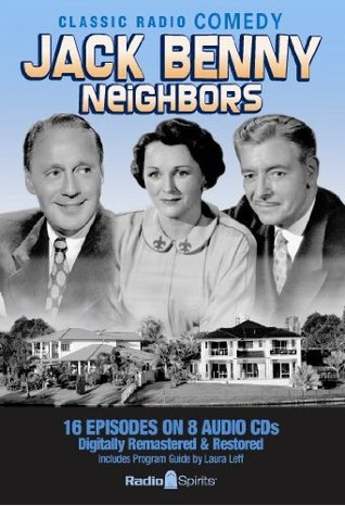 Jack Benny Neighbors Original Radio Broadcasts