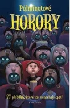 Půlminutové horory  by  Susan  Rich