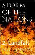 Landfall (Storm of the Nations, #2)  by  Neil Jopson