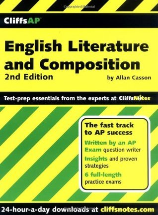 CliffsAP English Literature and Composition  by  Allan Casson