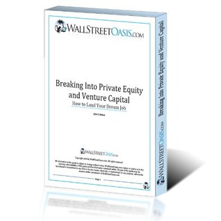 Breaking into Private Equity and Venture Capital  by  Daniel Sheyner