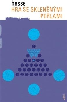 Hra se skleněnými perlami  by  Hermann Hesse