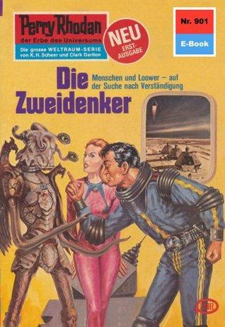 Perry Rhodan 901: Die Zweidenker (Heftroman): Perry Rhodan-Zyklus Die kosmischen Burgen Ernst Vlcek