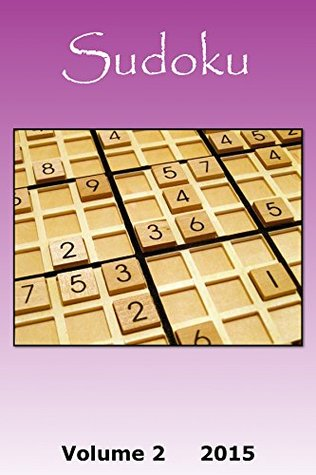 Sudoku: Volume 2 2015  by  A Puzzler