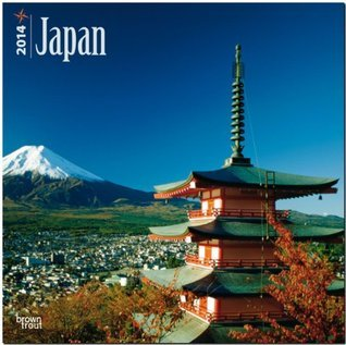 Japan Calendar  by  NOT A BOOK