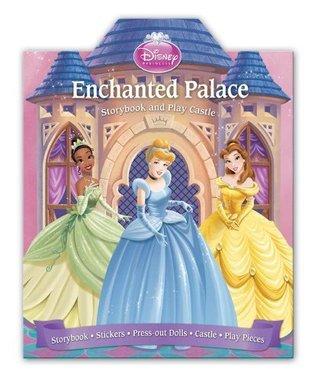 Enchanted Palace: Storybook and Play Castle Walt Disney Company