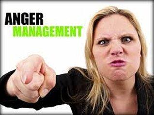 Anger Management  by  Benjamin Barasa
