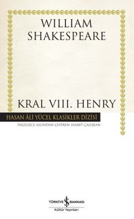 Kral VIII. Henry  by  William Shakespeare