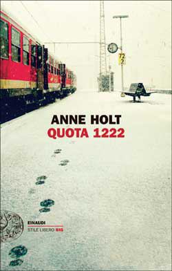 Quota 1222  by  Anne Holt