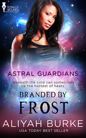 Branded Frost by Aliyah Burke