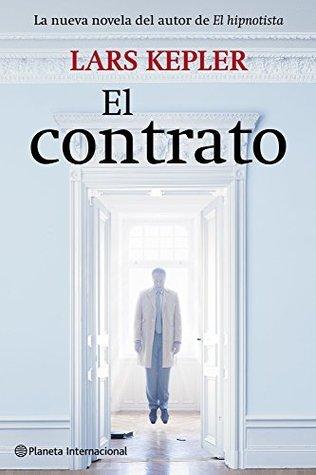 El contrato  by  Lars Kepler