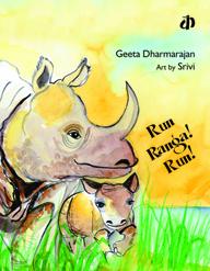 Run Ranga! Run  by  Geeta Dharmarajan