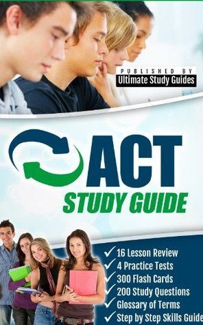 ACT Study Guide with Practice Tests  by  Thomas Norton
