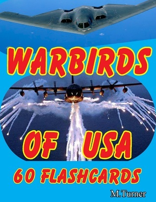 Warbirds of USA 60 Flashcards  by  NOT A BOOK
