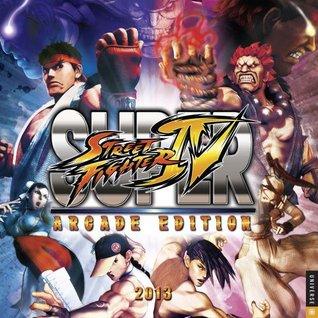 Street Fighter 2013 Wall Calendar  by  Capcom