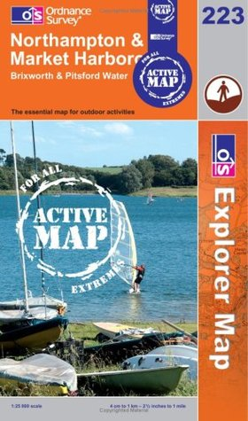 Northampton and Market Harborough, Brixworth and Pitsford Water  by  Ordnance Survey