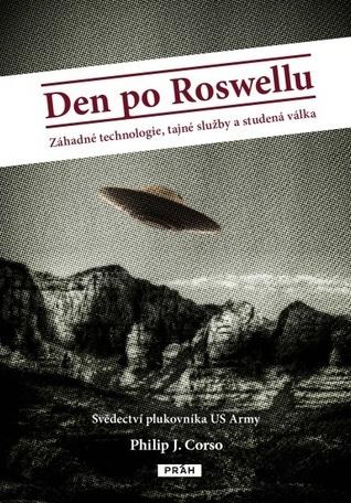 Den po Roswellu  by  Philip J. Corso