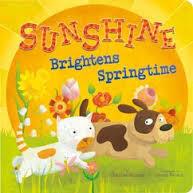 Sunshine Brightens Springtime Charles Ghigna