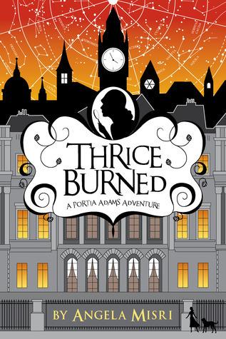 Thrice Burned Angela Misri