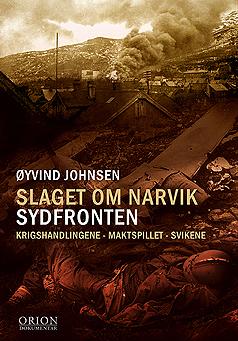 Slaget om Narvik: Sydfronten Øyvind Johnsen