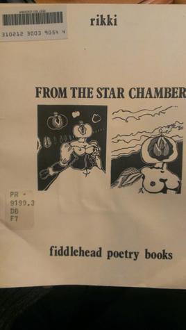 From the Star Chamber Rikki Ducornet