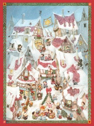 Christmas in the Square  by  Eve Tharlet