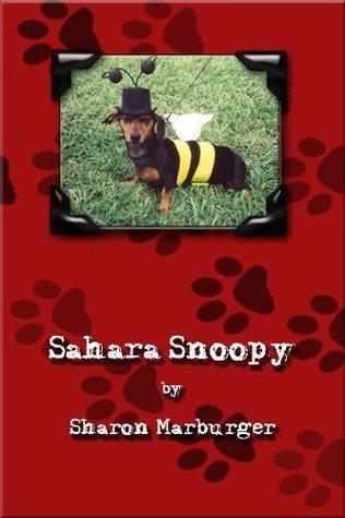Sahara Snoopy  by  Sharon Marburger