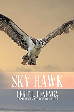 SKY HAWK  by  GERIT L. FENENGA