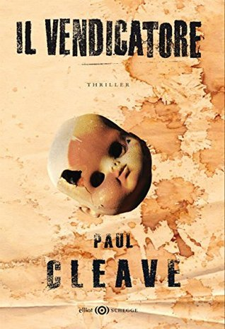 Il vendicatore Paul Cleave